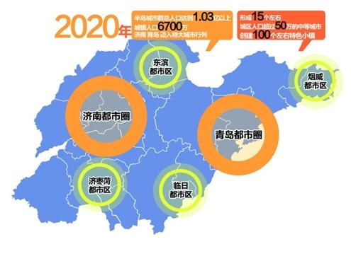 2020年山东人均期望寿命将达79岁 济青或迈入特大