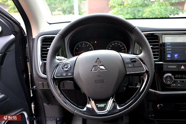 安全配置很完善 广汽三菱欧蓝德荣耀版走对了