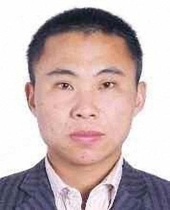 犯罪嫌疑人邓海峰。