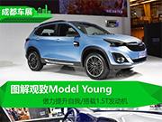 借力提升自我 车展图解观致Model Young