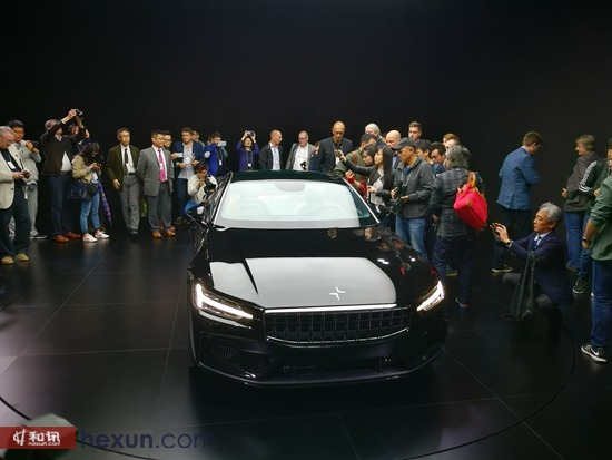 Polestar发布首款车型 将成沃尔沃独立电动高性能汽车品牌