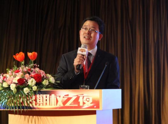 王勇:期权在中国已经进入了稳步发展的阶段