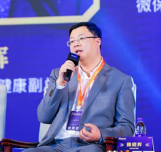 复星联合健康副总裁赖晓辉