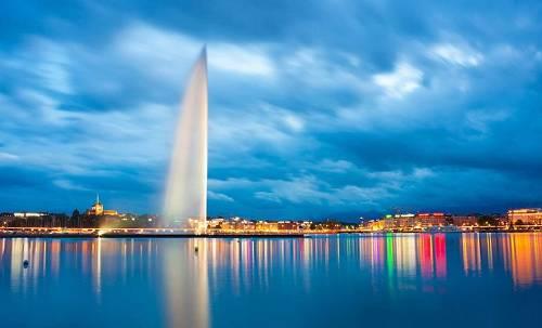 瑞士日内瓦风景 图片来源:途游