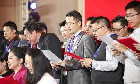 中国新生代的青年创业者们--在逆境中以团结的力量披荆斩棘,在浪潮下以创业者的担当砥砺前行,在指引下以家国天下的使命报效祖国,在奋斗中以青年一代的复兴责任回馈社会。