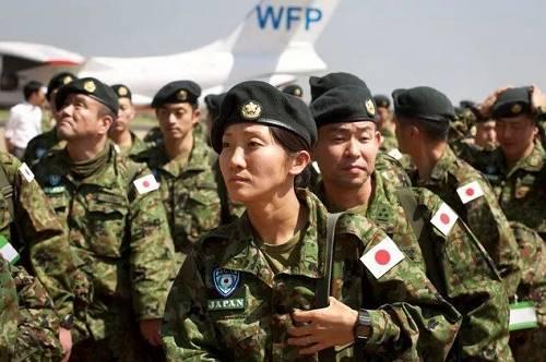 日本的军事野心不可小觑。(美联社)