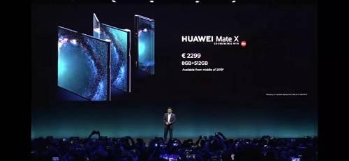 """花了3年研究""""无缝隙"""",华为5G折叠屏手机贵出新高度,欧洲人已尖叫"""