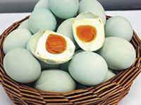 修武縣五里源丑鴨蛋品一批次鴨蛋添加劑使用不規范被通告
