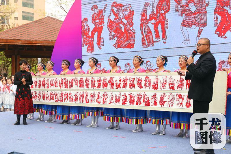 """北京举办基层社区""""妇女之家""""献礼祖国"""