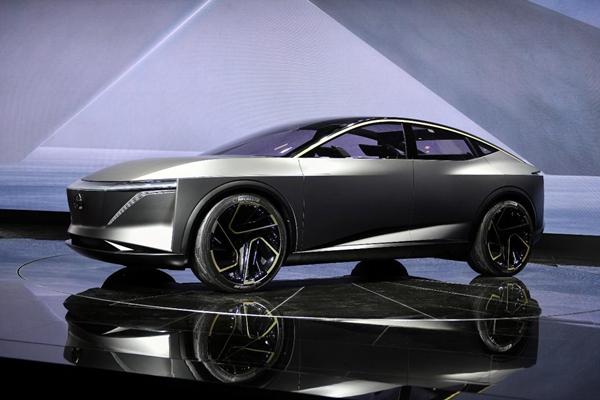 第14代轩逸全球首发亮相 IMs、IMQ概念车亚洲首秀