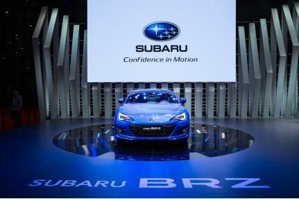 新款SUBARU BRZ发布 执着追求纯粹操控乐趣