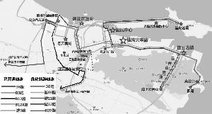 云台山 公交线路图片