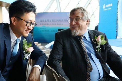 藤门国际教育与远洋集团携手打造中国最靠海的国际学校