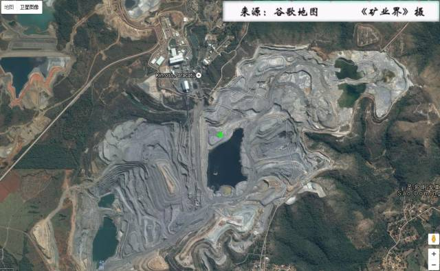 Las Cristinas金銅礦