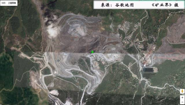 Volcan金銅礦