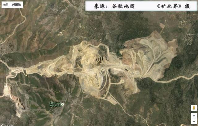Cobre Panama銅金銀礦
