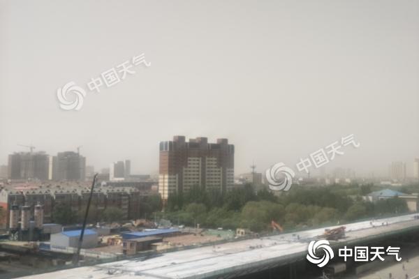 今起冷空气再袭内蒙古 局地降温达10℃