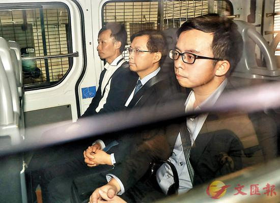 """""""股坛医生""""曹贵子被控串骗8900万 被押至法院应讯"""