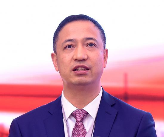 中国铝业集团有限公司副总经理卢东亮