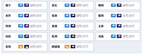广西强降雨强势来袭!局地有特大暴雨