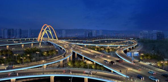 同方股份承接太原二青会城市景不都雅照清明化总控项现在。