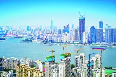 中国社会科学院:武汉城市综合竞争力跃居全国第八