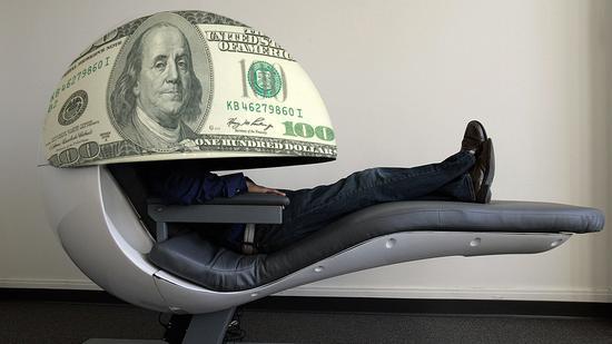 半数美国人夜不能寐 40%的人认为经济衰退即将到来