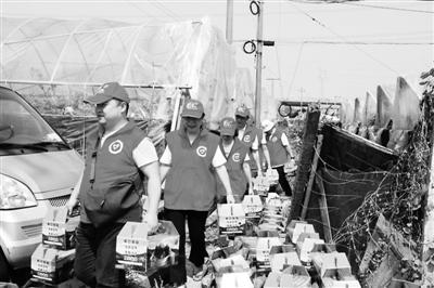 台风过后,宁波彰显爱心和力量
