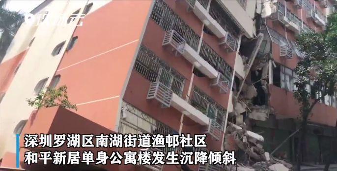 惊呆!深圳一居民楼倒塌,竟被炒起拆迁概念,倒塌房屋能不能买?律师紧急提示风险