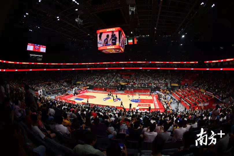 篮球世界杯|揭幕战塞尔维亚105:59大胜安哥拉
