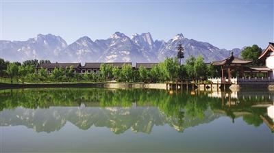 """华阴获""""中国最美生态文化旅游城市""""称号"""