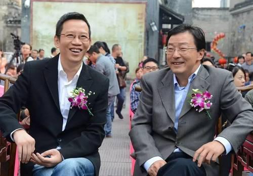吴晓波和廖厂长25年后第一次见面