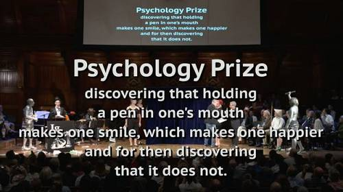"""奖金""""10万亿""""的搞笑诺贝尔奖又来了!多位华裔、中国科学家获奖"""