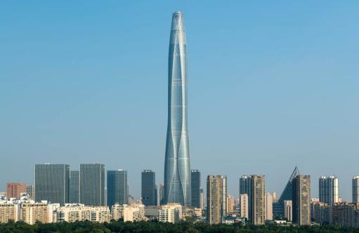 天津周大福金融中心竣工典礼隆重举行 提前4个月落成献礼祖国