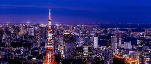 东京塔(图片来源:摄图网)