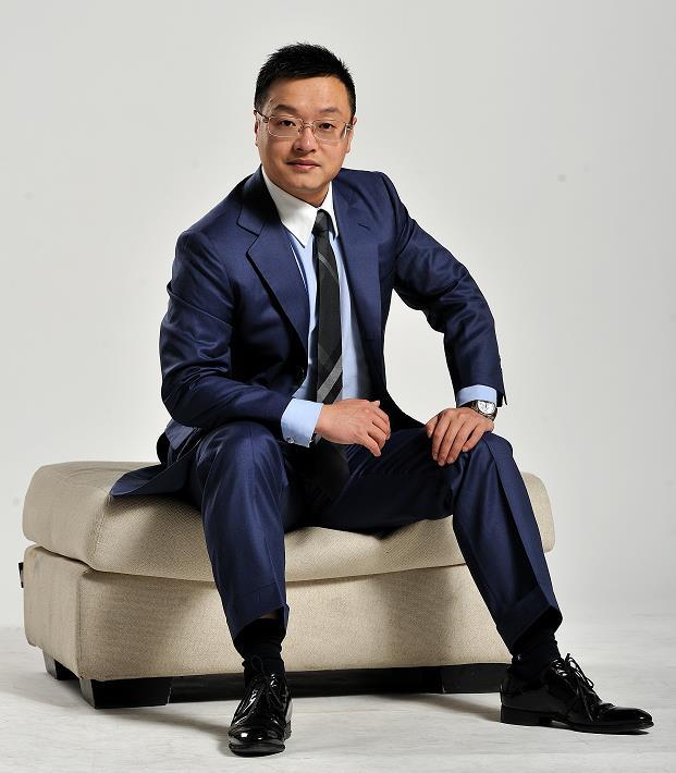 华侨基金总裁杨宇潇