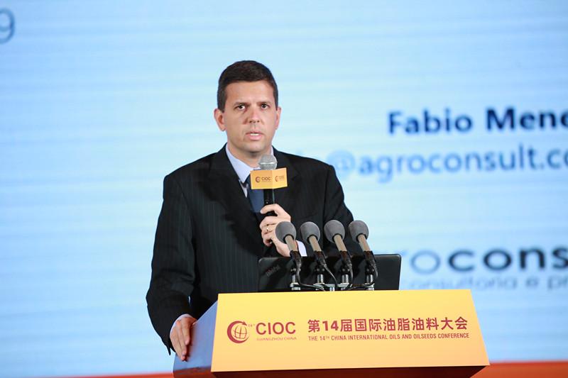 法比欧·满金:2019/2020年度中国大豆进口将保持稳定