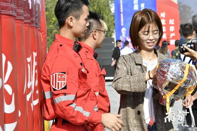 """无人机高空灭火、VR体验火灾逃生……中山市""""119""""消防宣传月今日启动"""