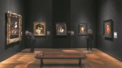 窃贼夜闯美术馆想偷伦勃朗作品 向警察喷射不明物借机逃跑