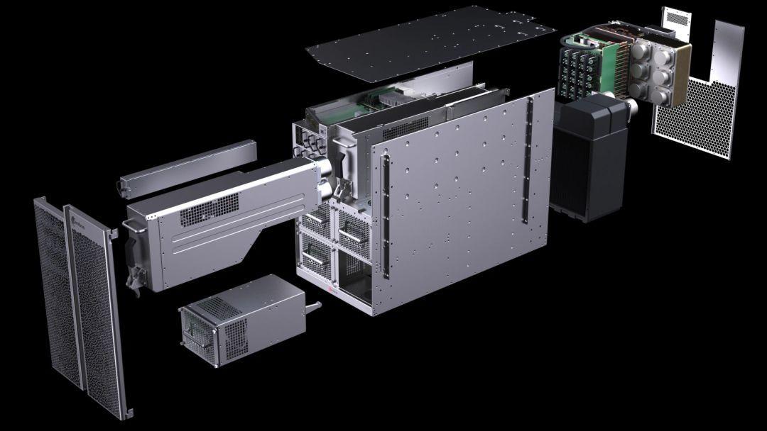 史上最快AI计算机发布!谷歌T北游棋牌PU V3的1/5功耗、1/30体积,首台实体机已交付