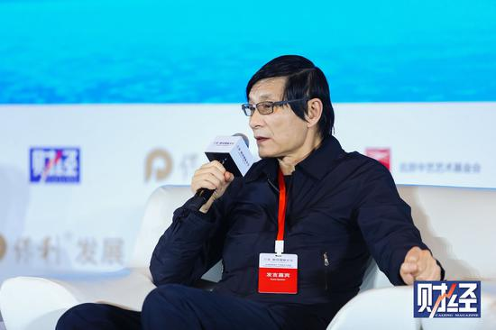 金融专业人士朱云来出席2019三亚・财经国际论坛-新闻频道-和讯网