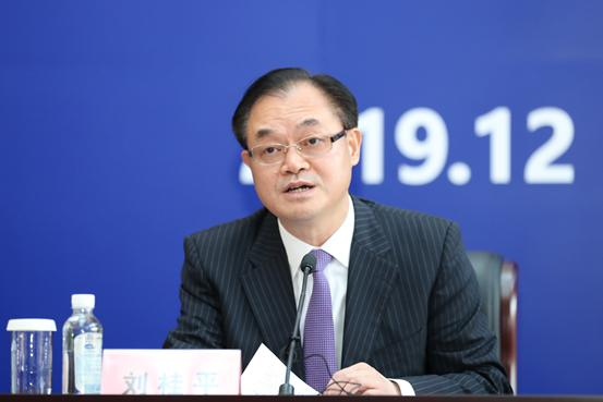 中国建设银行行长刘桂平