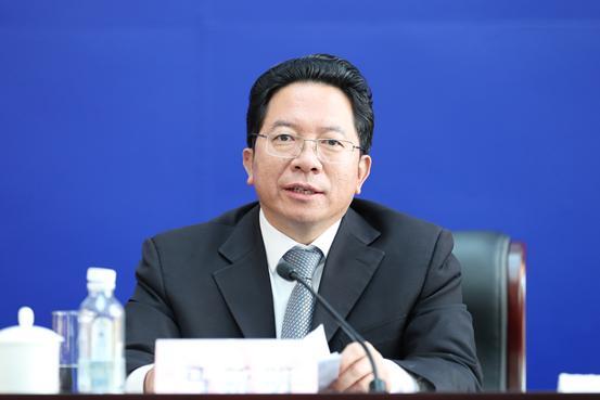 北京市扶贫办主任马新明