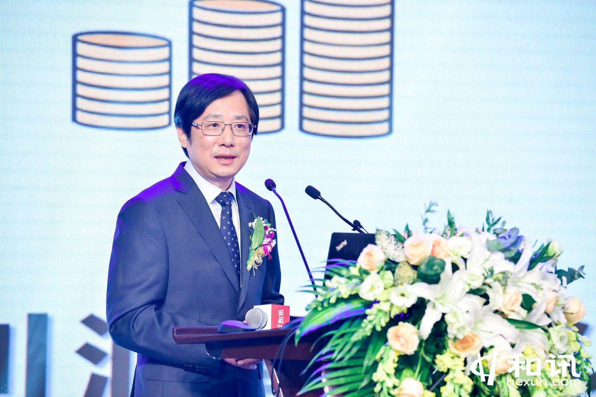 浙商银行副行长、董事会秘书刘龙