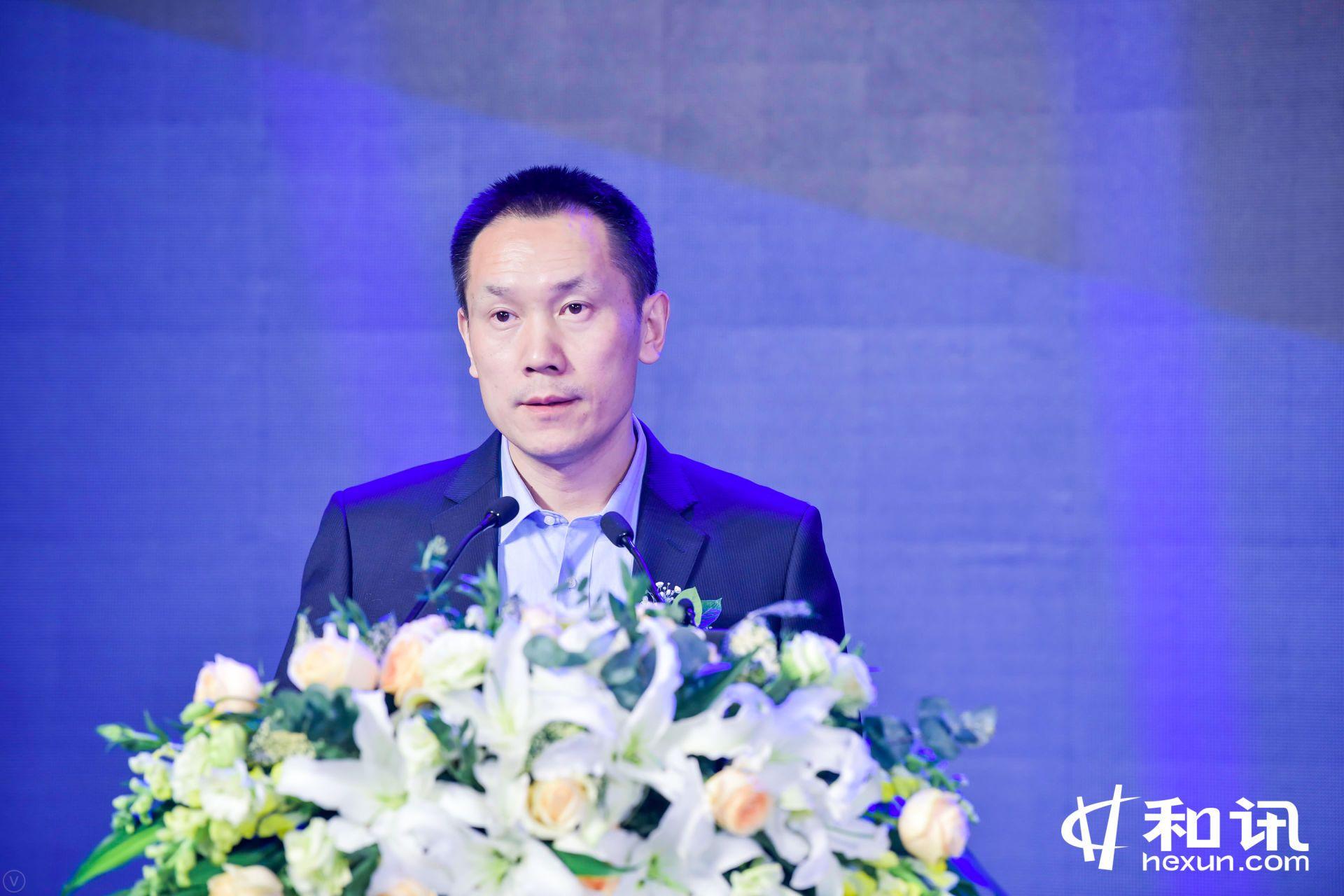 北京银行零售业务总监李建营