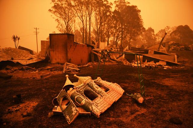 山火肆虐!澳大利亚经济遭受沉重一击,央行更多降息已在路上?