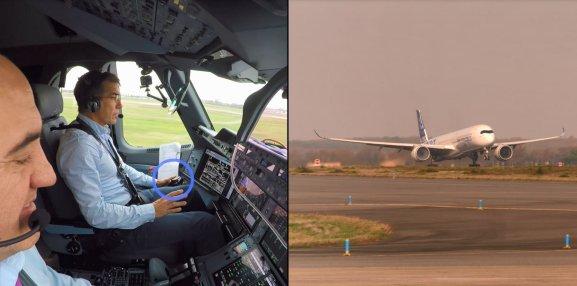 空客飞机采用自动驾驶/图像识别技术自主起飞为飞行汽车奠定基础