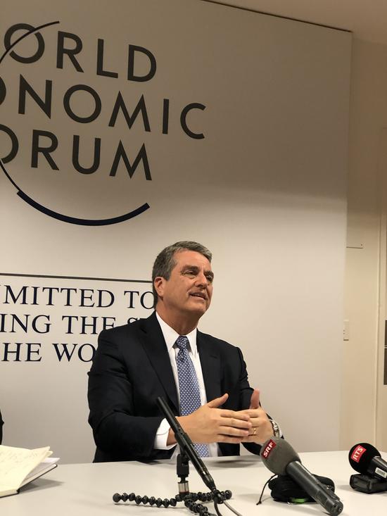 WTO总干事阿泽维多:2020年全球贸易形势将好过2019