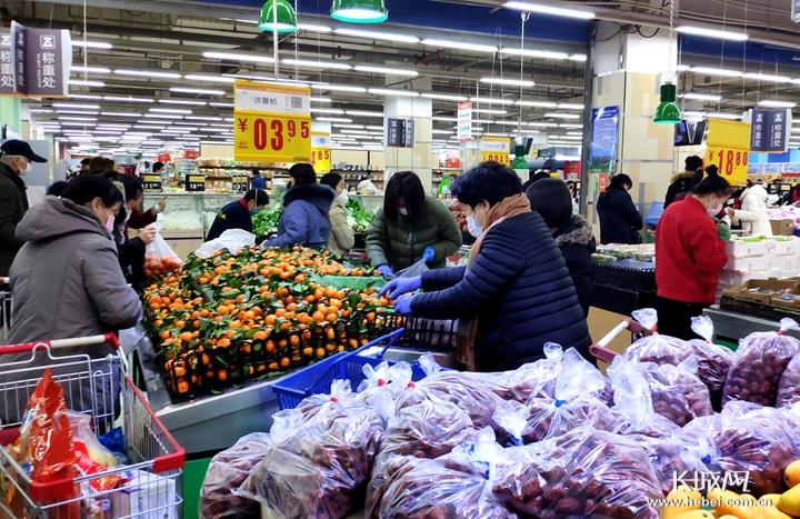 河北:节日效应过后,蔬菜、鸡蛋价格稳中有降