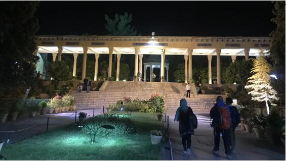 哈菲兹墓(设拉子 Shiraz)